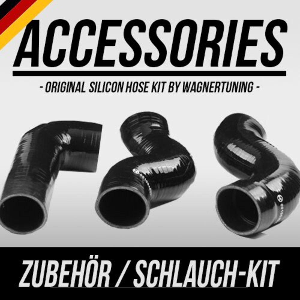 Silikonschlauch Kit Audi S3 8L